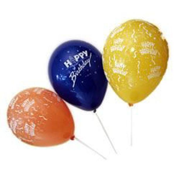 Picture of balões aniversário