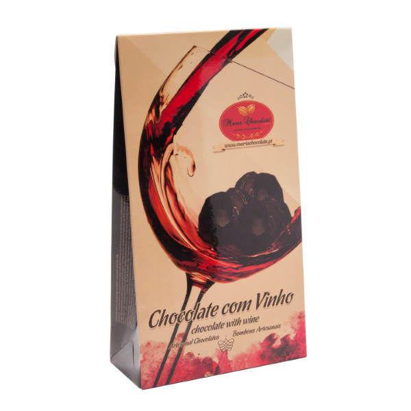 Picture of Caixa de Bombons com Recheio de Vinho