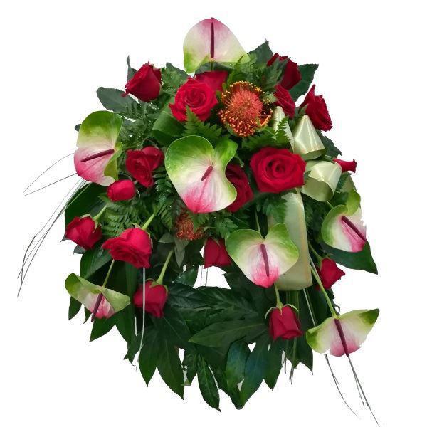 Picture of coroa de flores I