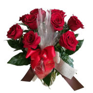 Picture of rosas e chocolate