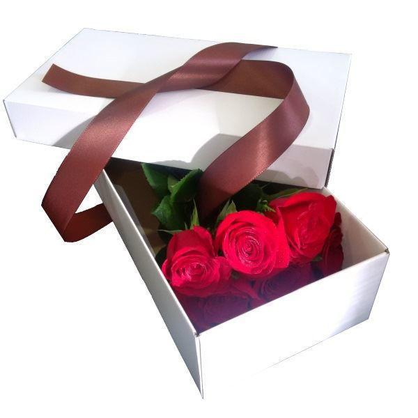 Picture of rosas em caixa
